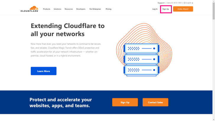 Access Cloudflare