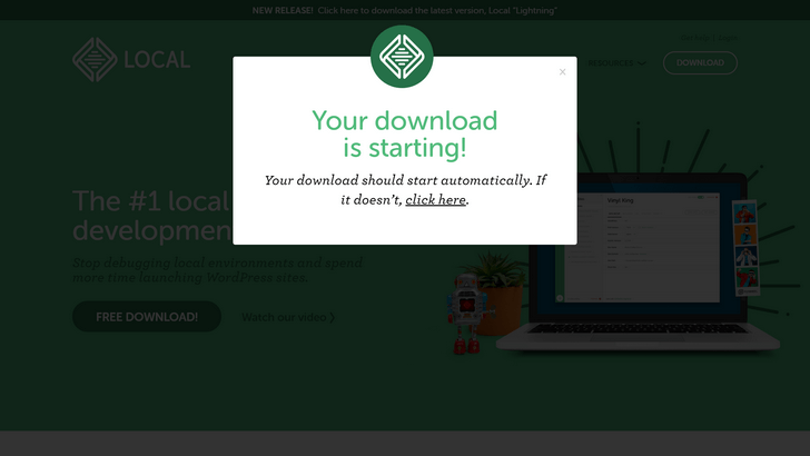 Start Download